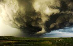 Battleford Storm, June 25, 2012