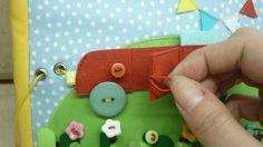 Развивающая книжка Felt Boards, Busy Book, Quiet Books, Book Girl, Peppa Pig, Diy For Kids, Kids Toys, Coin Purse, Dolls