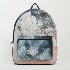 My #Backpacks paintings inspired! #fashion #style #artist