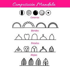 Mandala Doodle, Mandala Art Lesson, Mandala Artwork, Mandala Painting, Mandala Drawing, Dot Painting, Doodle Patterns, Zentangle Patterns, Zentangles