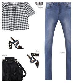"""""""NewChic"""" by s-thinks on Polyvore featuring MANGO, Marni and ootd"""