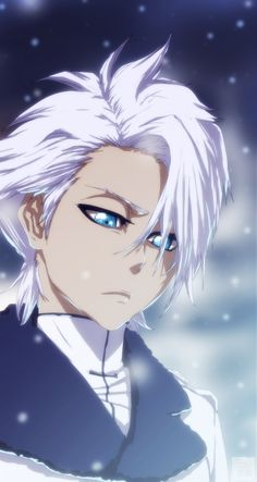 Toshiro was one of the most confusing characters in bleach. Sometimes he was the youngest captain always getting bossed around, the boy struggling with his tortured past, the wise mentor, the abandoned friend or the irritable master. like what! I was always like which version of Toshi is it gonna be?