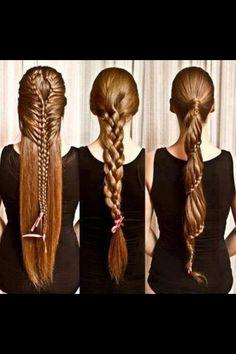 Excellent Elf Hair Braid Luscious Locks Pinterest Elf Hair Sisters Hairstyle Inspiration Daily Dogsangcom