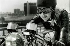 Girls on motorcycles - PICS ONLY - NO COMMENTS - Page 7 - Triumph Forum: Triumph Rat Motorcycle Forums