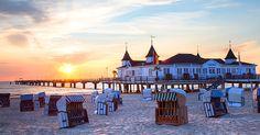 Die Ostsee zieht jährlich Millionen Besucher in die Hotels von MV