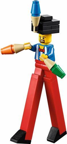 LEGO Creator Expert: Fairground Mixer