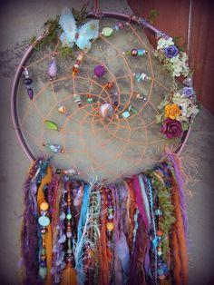SALE Bohemian Dreamcatcher Woodland Fairy collection
