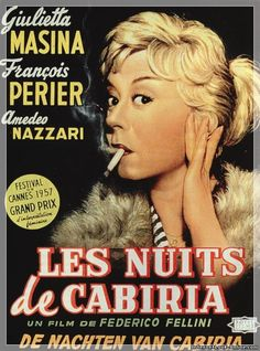 Nights of Cabiria, dir. Federico Fellini, 1957