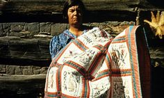 Learn how to clean, remove stains and care for antique, heirloom and vintage quilts.
