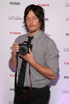 Norman Reedus Puts Dating Rumors To Rest In The Best Way