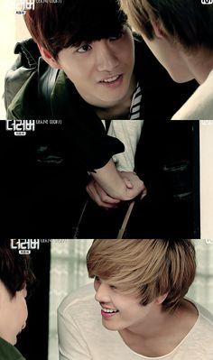 Takuya Terada W/ Lee Jae-joon in The Lover