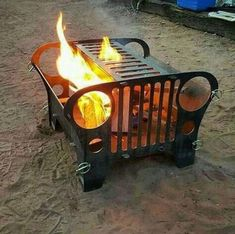 outdoor fire pit box – have a look at our techniques! outdoor fire pit box – have a look at our techniques! Car Furniture, Automotive Furniture, Automotive Decor, Metal Projects, Welding Projects, Outdoor Projects, Jeep Cj7, Jeep Jeep, Wrangler Jeep