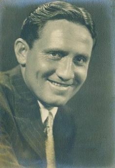 Spencer Tracy 1900-1967 (Age 67) Died from a heart attack