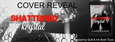 Shattered Krystal (Shattered #1) by Claire Lalique Publication date: June 15th 2017 Genres: Romantic Suspense Life can change on a dime. When Krystal McKenzie was kidnapped by the Rattler King MC s…