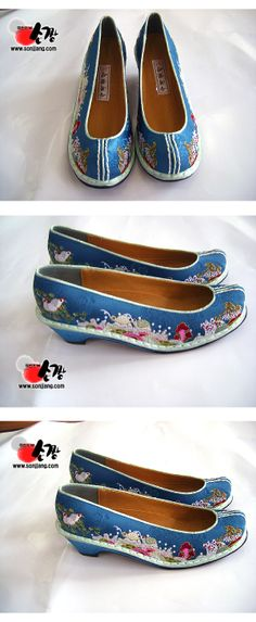Traditional Korean Shoes i want to wear on my future wedding day