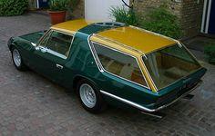 Rock on 1965 Ferrari station wagon. Rock on...