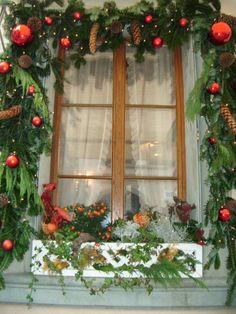 Window in Lutry (Vaud)