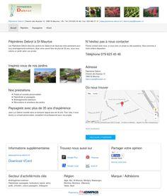Pépinières Debrot, St-Maurice, Valais, aménagement extérieur, pépiniériste, paysagiste