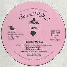 Mink - Rhythem Method