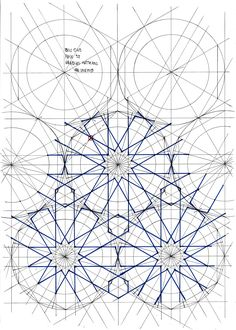 Bou069 #islamicdesign #islamicgeometry #islamicart #geometry #symmetry #pattern #tessellation #mathart #regolo54 #handmade #Escher