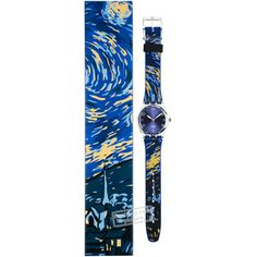 Swatch The-Starry-Night-by-Van-Gogh GN209C - 2003 Fall Winter Collection.