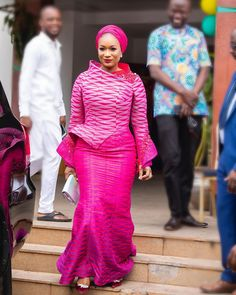 What Samira Bawumia wore to the Independence Day Celebration Kente Dress, African Maxi Dresses, Latest African Fashion Dresses, African Dresses For Women, African Print Fashion, African Attire, African Wear, African Fashion Traditional, African Print Dress Designs