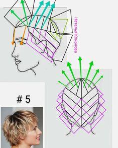Women Haircuts Long, Cute Short Haircuts, Older Women Hairstyles, Pixie Hairstyles, Party Hairstyles, Wedding Hairstyles, Short Hair Cuts, Short Hair Styles, Hair Cutting Techniques