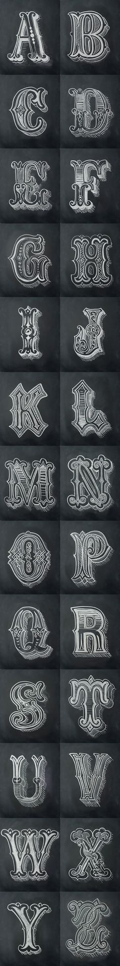 typography inspiration...check em out!
