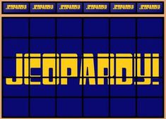 1000 images about tv on pinterest game shows old tv for Jeopardy template with sound effects