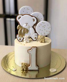 New Cake Decorating Party Birthdays Colour Ideas Baby Boy Birthday Cake, Baby Birthday Cakes, Birthday Ideas, Fondant Cakes, Cupcake Cakes, Sweets Cake, Cakes Originales, Super Torte, Rodjendanske Torte