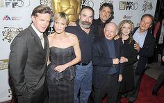 Reunited... The cast of The Princess Bride (Copyright: REX)