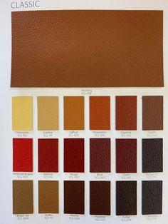 Classic - The Symphonth Collection - NEW Vegan Leather Upholstery Mocha Chocolate, Classic Mustang, Color Swatches, Ultra Violet, Vegan Leather, Upholstery, Yard, Paint, Collection