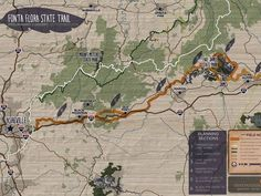 The new Fonta Flora Trail will eventually link Morganton to Asheville for hikers and bikers. Asheville, Bikers, Trail, Flora, Mountains, North Carolina, Fun, Outdoors, Plants