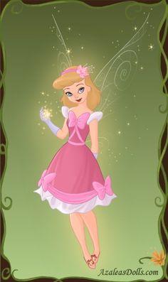 Fairy Cinderella by ~PinkPetalEntrance on deviantART