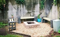 Townhouse Backyard Rehab  ||  Biscuits & Burlap