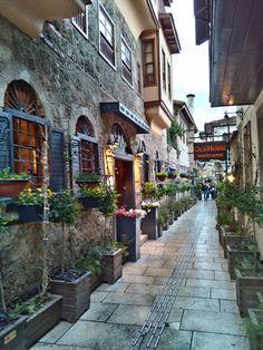 Antalya Kaleiçi...
