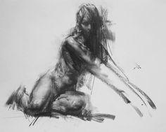 """Saatchi Art Artist Zin Lim; Drawing, """"ALLEGRO NO.22.1"""" #art"""