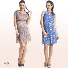 looks vestido azul marinho com bolinha - Pesquisa Google