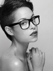 Frisuren Halblang Für Brillenträger Haarfrisuren