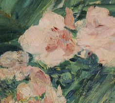 """boleynbeheaded:  """"""""  Édouard Manet, In the Conservatory (Detail), 1879 """" """""""