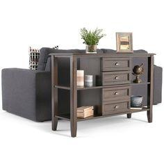 WYNDENHALL Portland Console/ Sofa Table