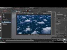 Create Real Ocean in Maya - YouTube