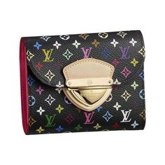 Louis Vuitton Wallet Monogram Multicolore M58087