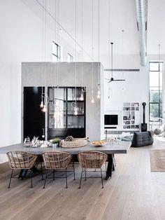 #WestwingNL. Industrial Chic Livingroom. Voor meer inspiratie: westwing.me/shop