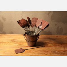 One Leather Fly Swatter, $16, now featured on Fab.