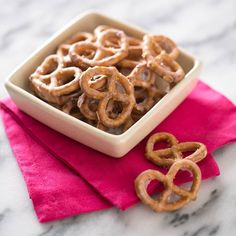 With this 'udderly' simple recipe, you can make your own yogurt covered pretzels at home, naturally.
