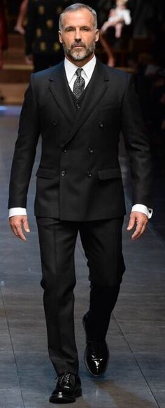 Dolce & Gabbana Fall Men's 2015 RTW