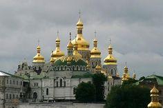 /Monasterios de Cuevas Kiev Ucrania