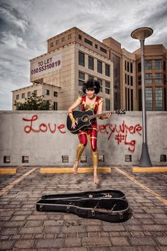 We Can Be Heroes: Photographer Shows That Heroes Live Among Us | Bored Panda