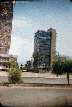 Cd.UniversitariadeMexicoDF(1956)